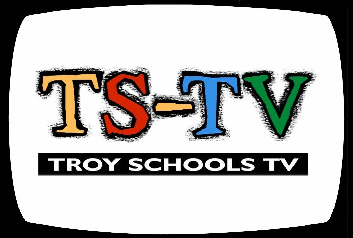 Troy Schools TV logo
