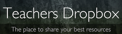 Logo of EWCSD Teacher Dropbox site.