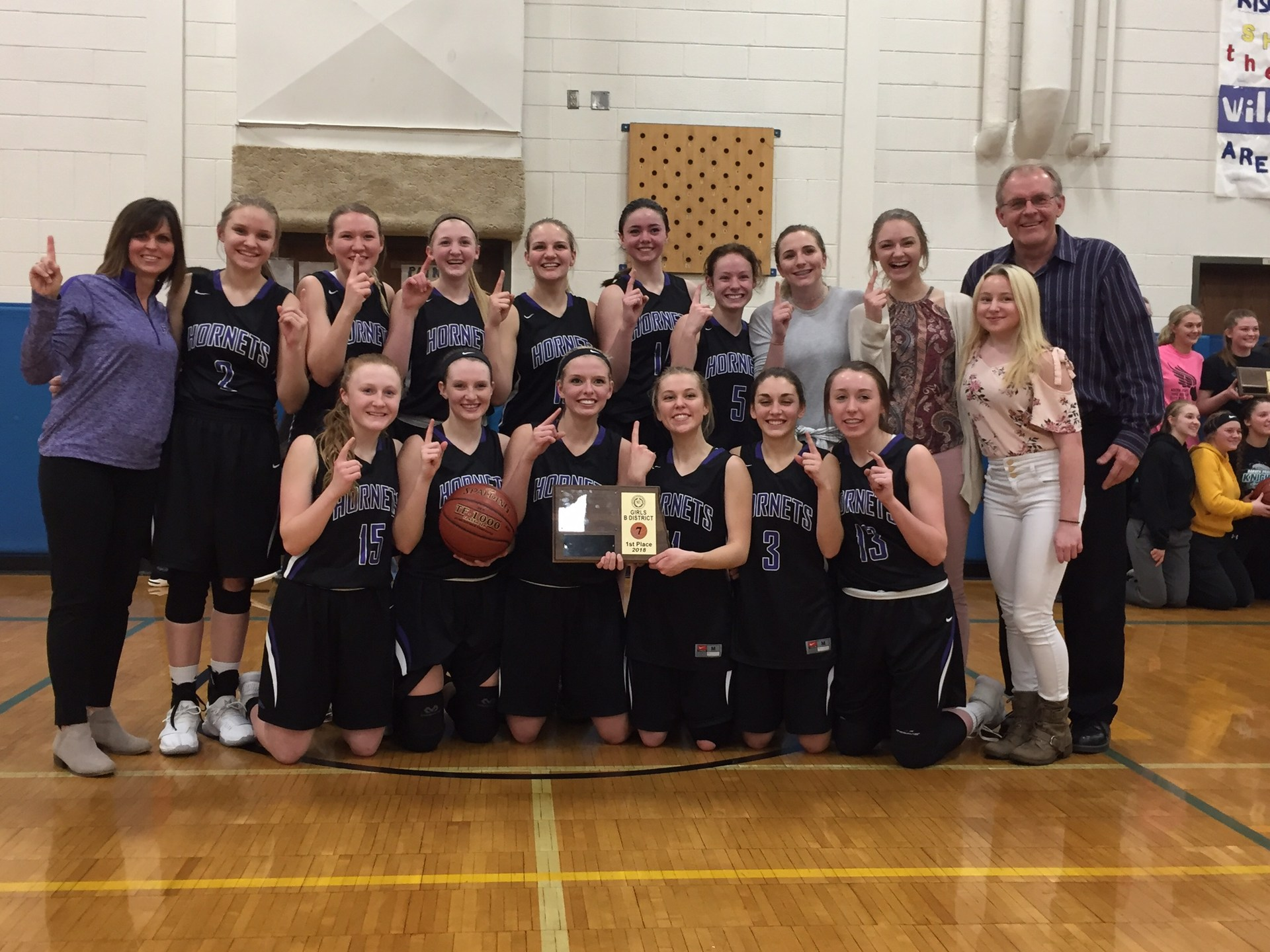District 7 GBB Champion Team Picture