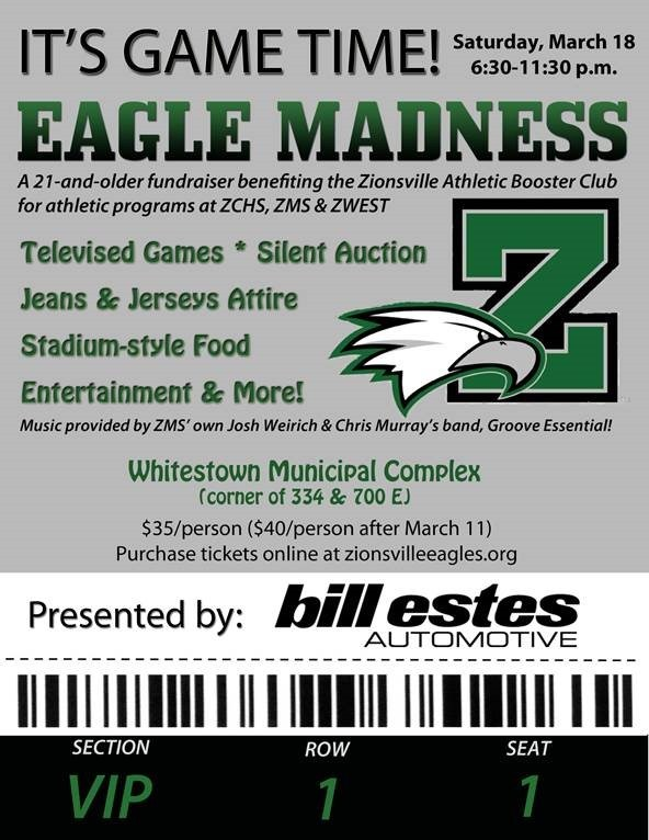 Eagle Madness Athletic Fundraiser Thumbnail Image