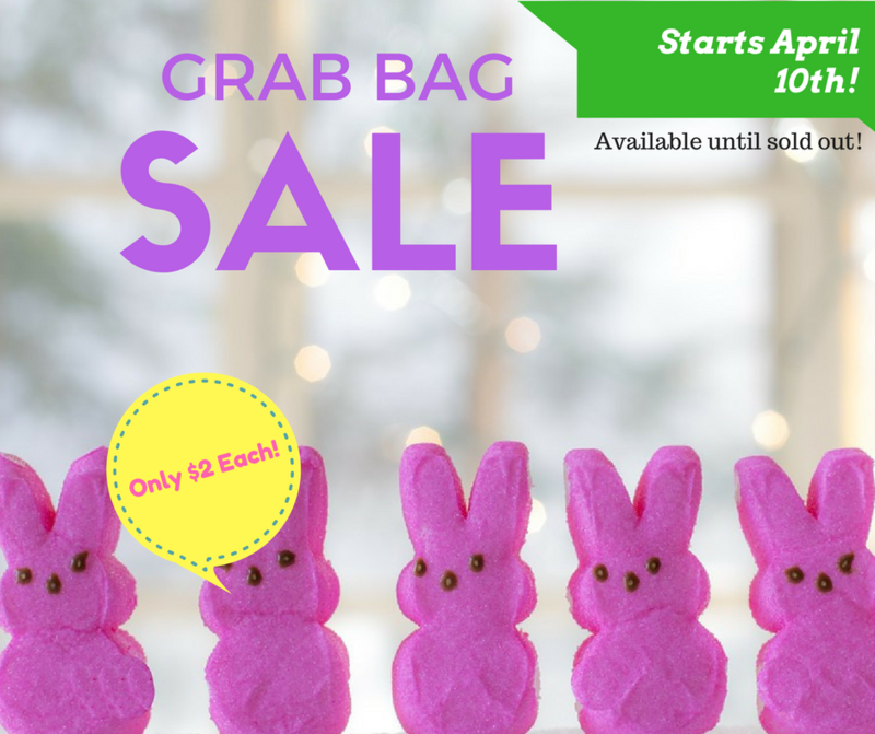 Easter Grab Bags Are Coming! Thumbnail Image