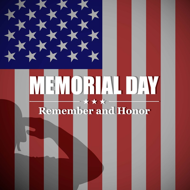 No School-Memorial Day, Monday May 28th Thumbnail Image