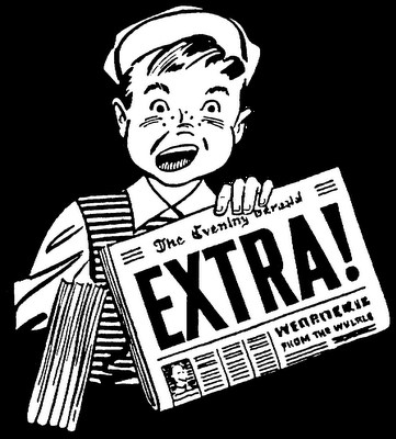 EXTRA! EXTRA! READ ALL ABOUT IT!!! Featured Photo