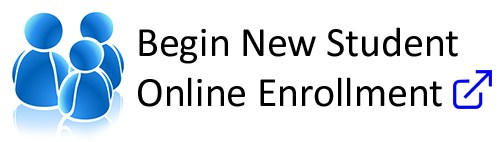 begin new student online enrollment