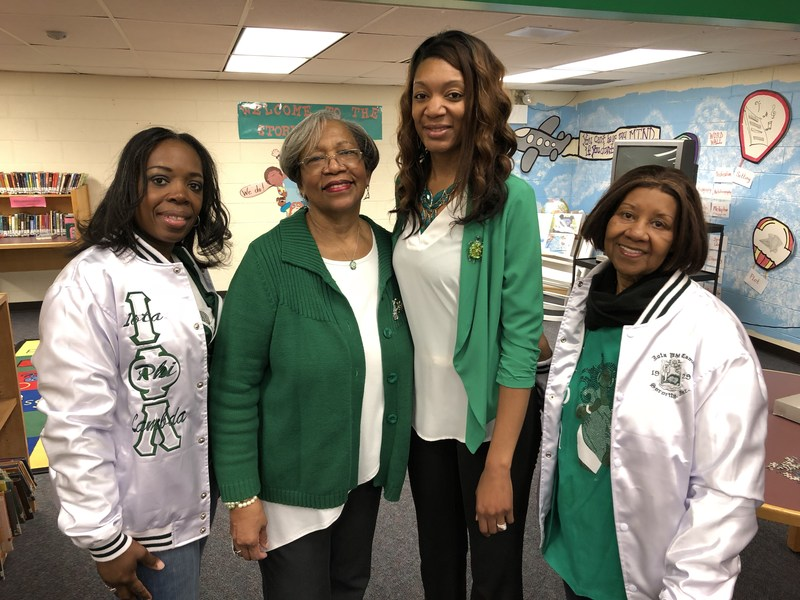 Iota Phi Lambda Business Sorority Honors Marya Yates Teachers Featured Photo