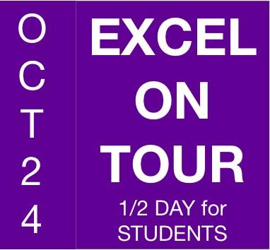 October 24 Student Half Day