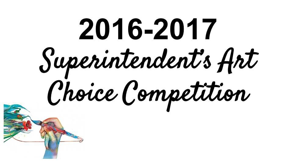 2016-2017 Art Choice Competition