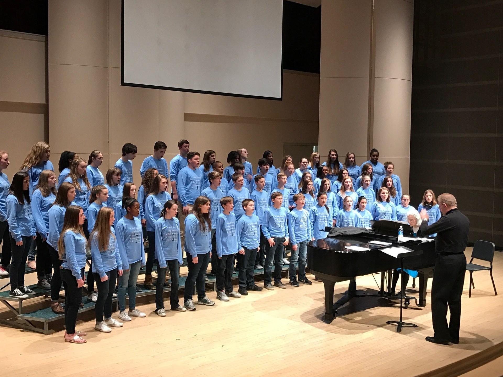 Anderson University Choral Workshop