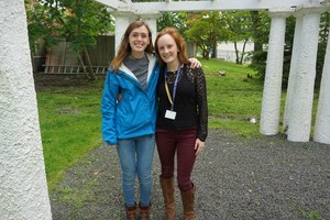 Greenwich Catholic School Alumni come back to campus