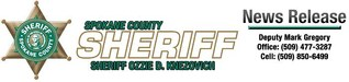 Spokane County Sheriff's logo
