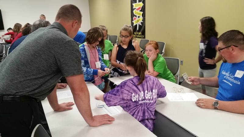 Introduce a Girl to Engineering Day Sponsored by Columbia Gas Featured Photo