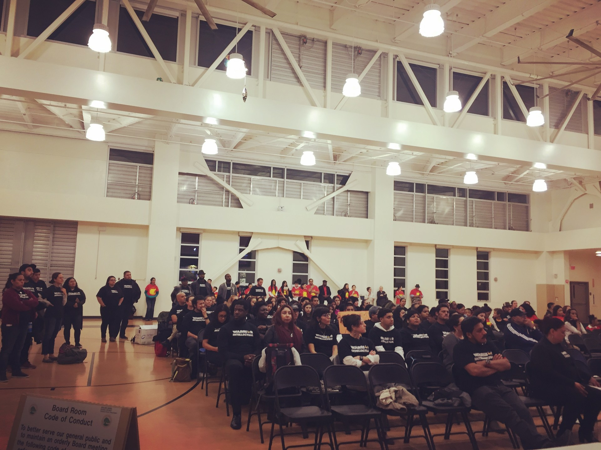 ARISE Community at our Public Hearing