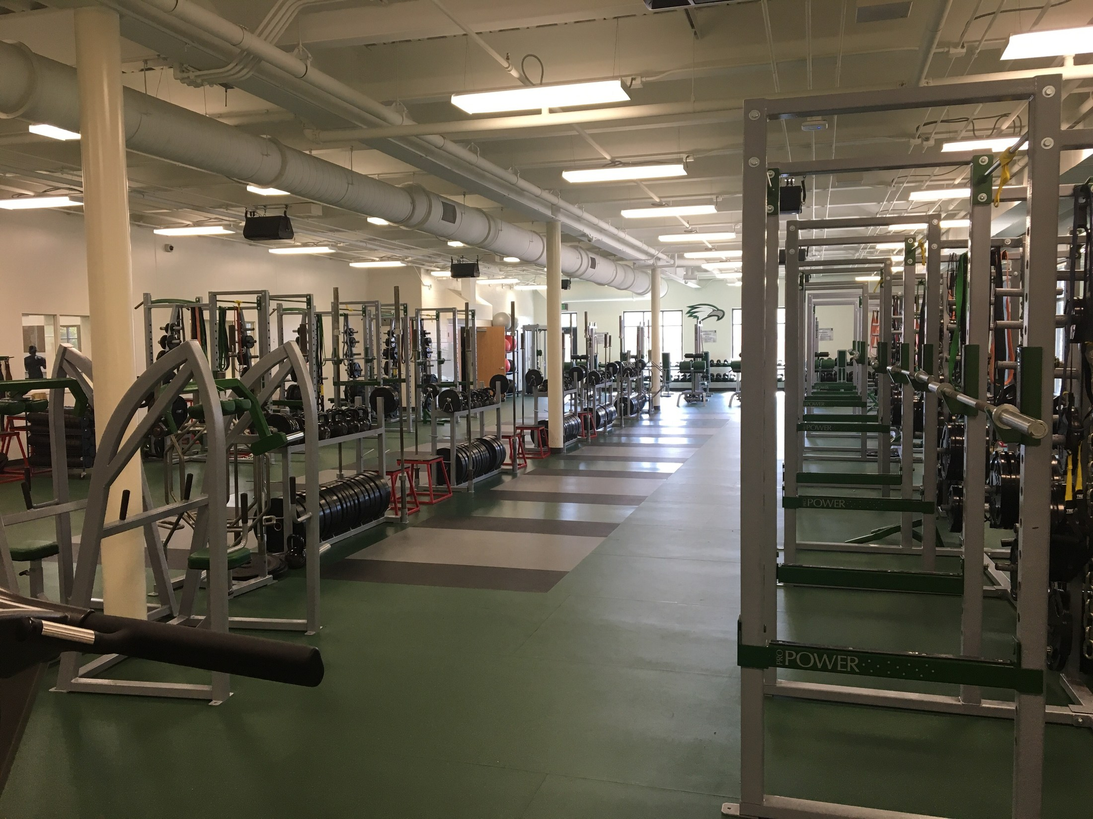 ZCHS Weight Room photo