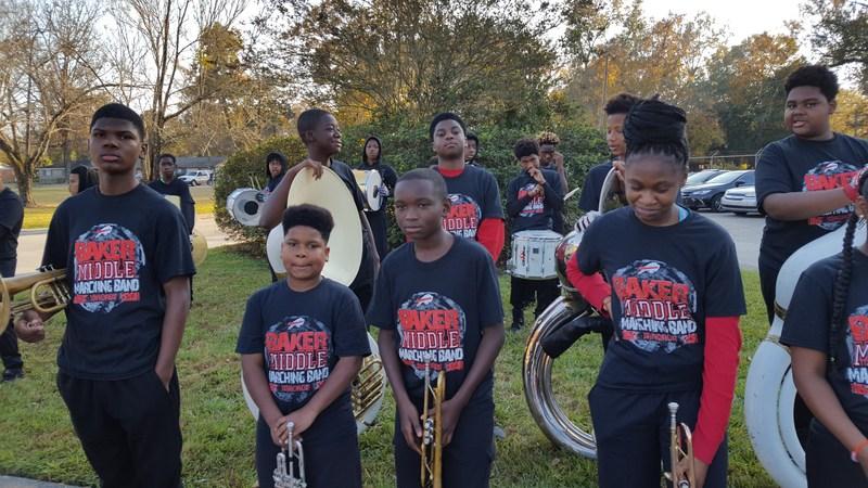 Baker Middle School Band Thumbnail Image