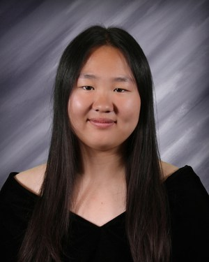 Hamilton High School Salutatorian HyeRin Yoo