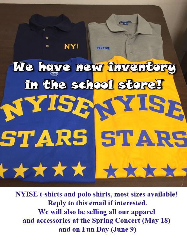 Spirit Store Flyer
