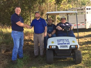 Southeastern Carts donation to FFA.jpg