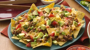 picture of nachos