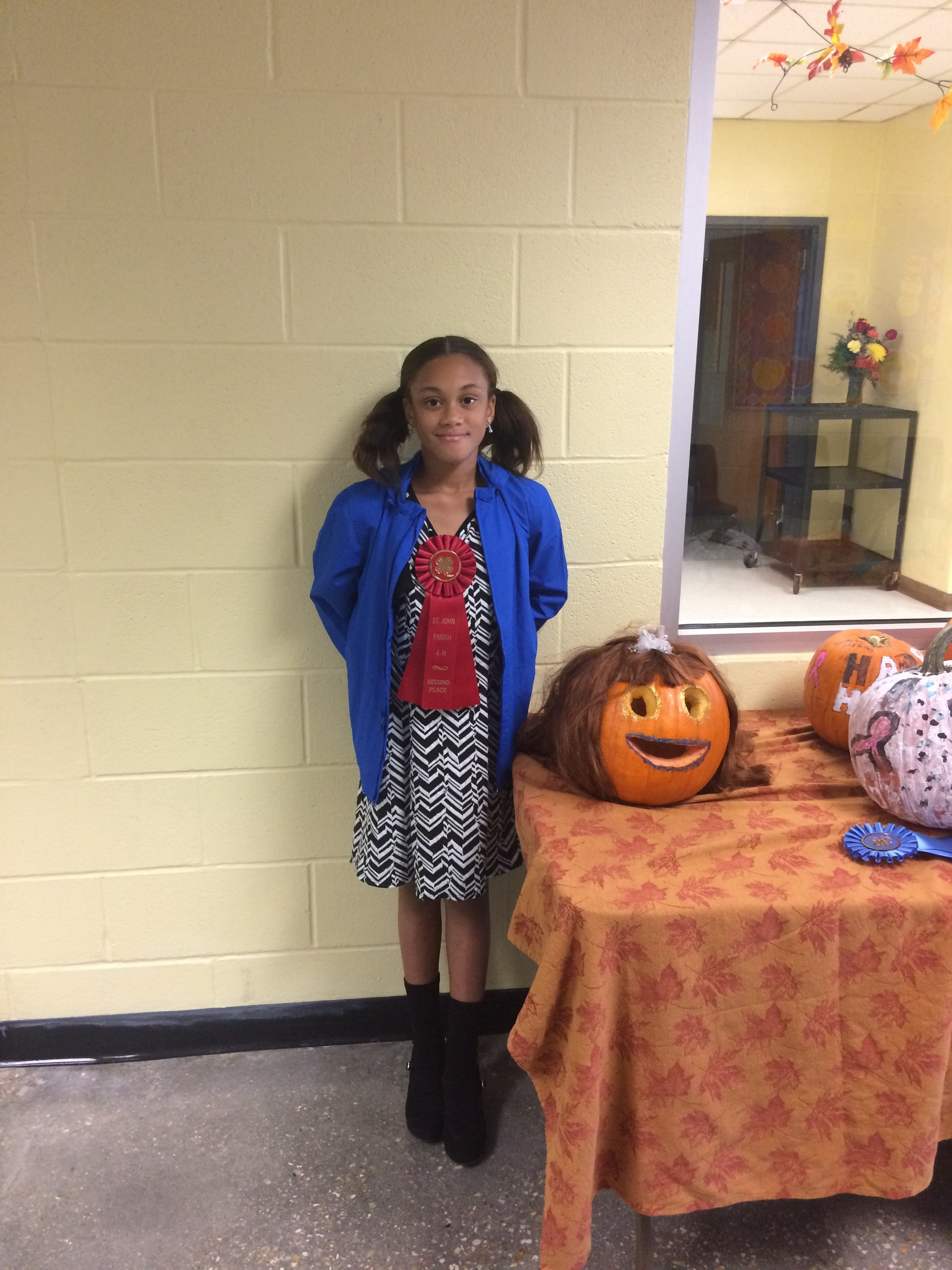 WSJE 4-H Pumpkin Decorating Contest