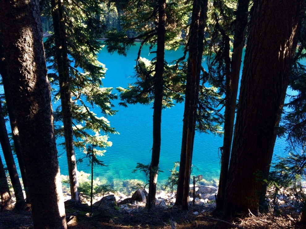 Picture of Blue Lake