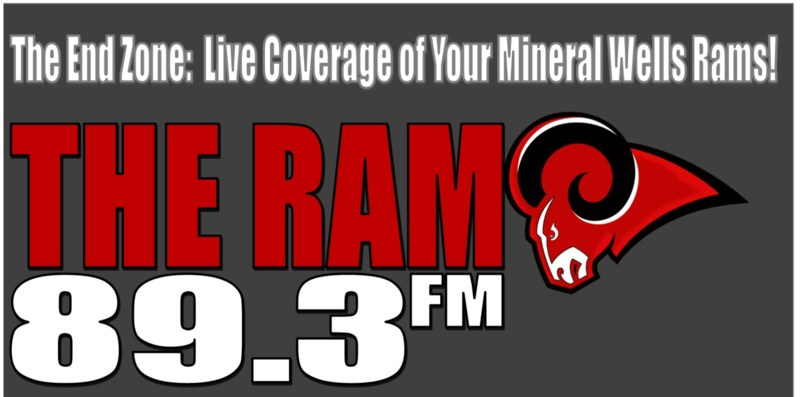 89.3 Logo The Ram Radio Station