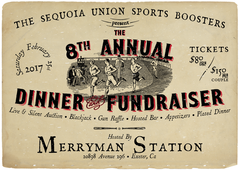 Sports Booster - Dinner & Fundraiser Thumbnail Image