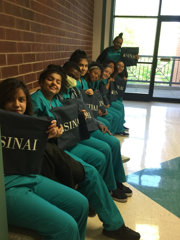 Nursing Students Experience Firsthand the Life of a CNA Featured Photo