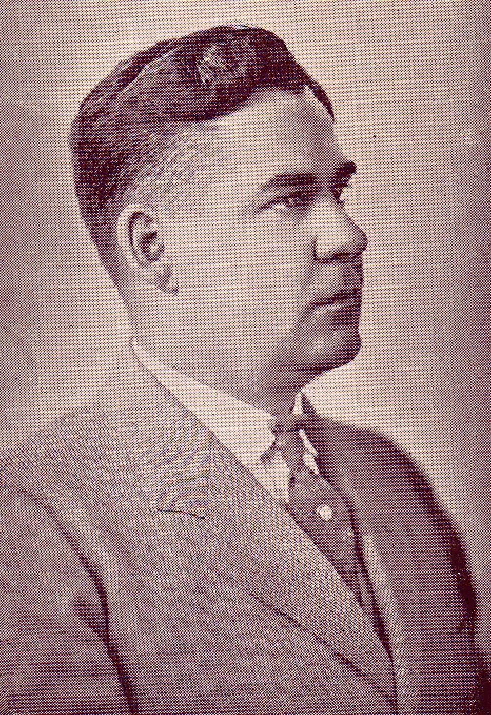 Roscoe Chandler Ingalls, first Principal