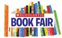 Scholastic Book Fair sign