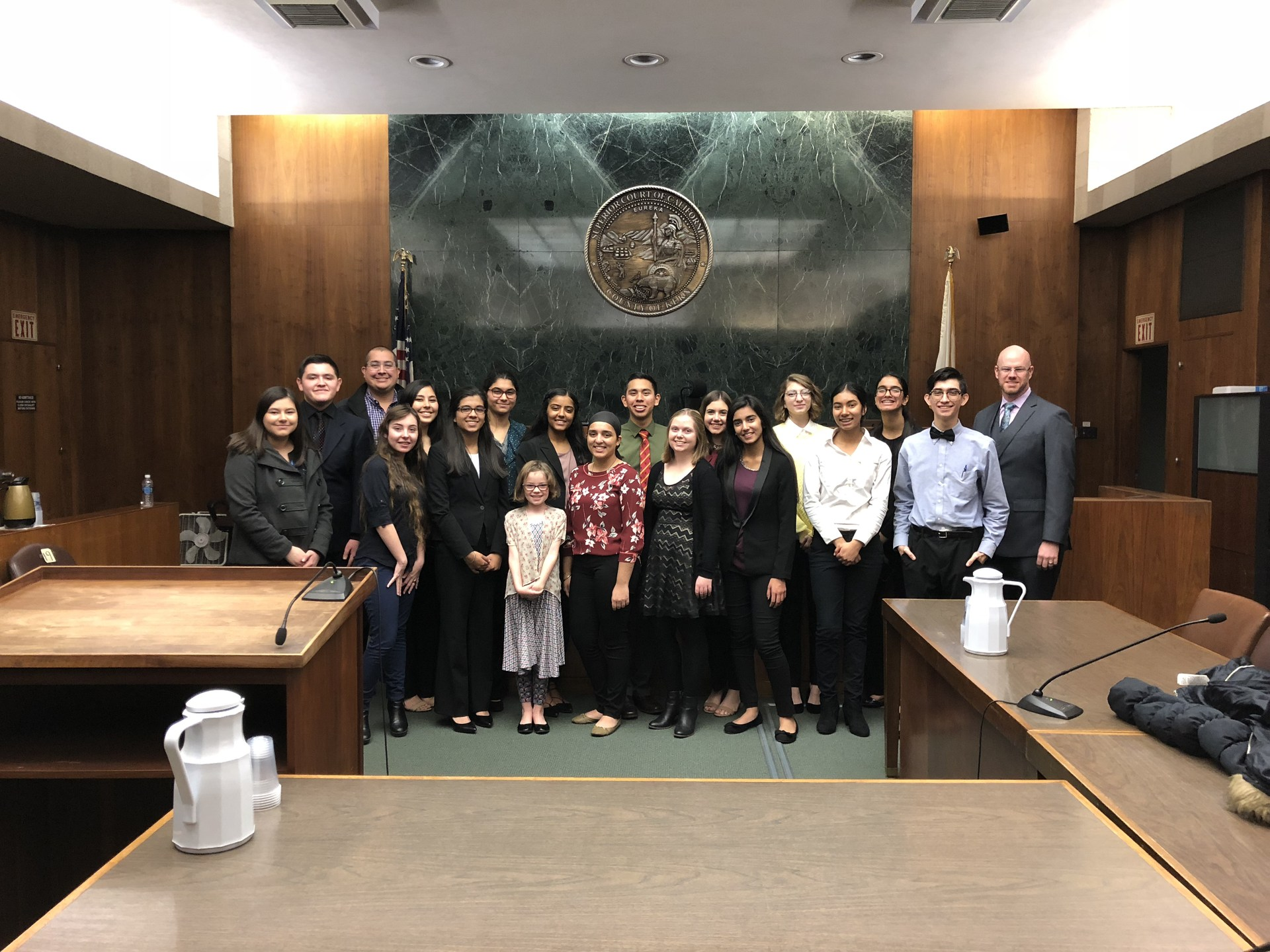 Wolfpack Mock Trial Team