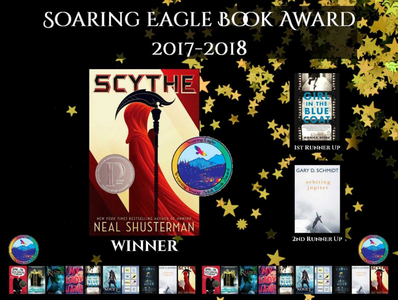 Soaring Eagle Winners 2018