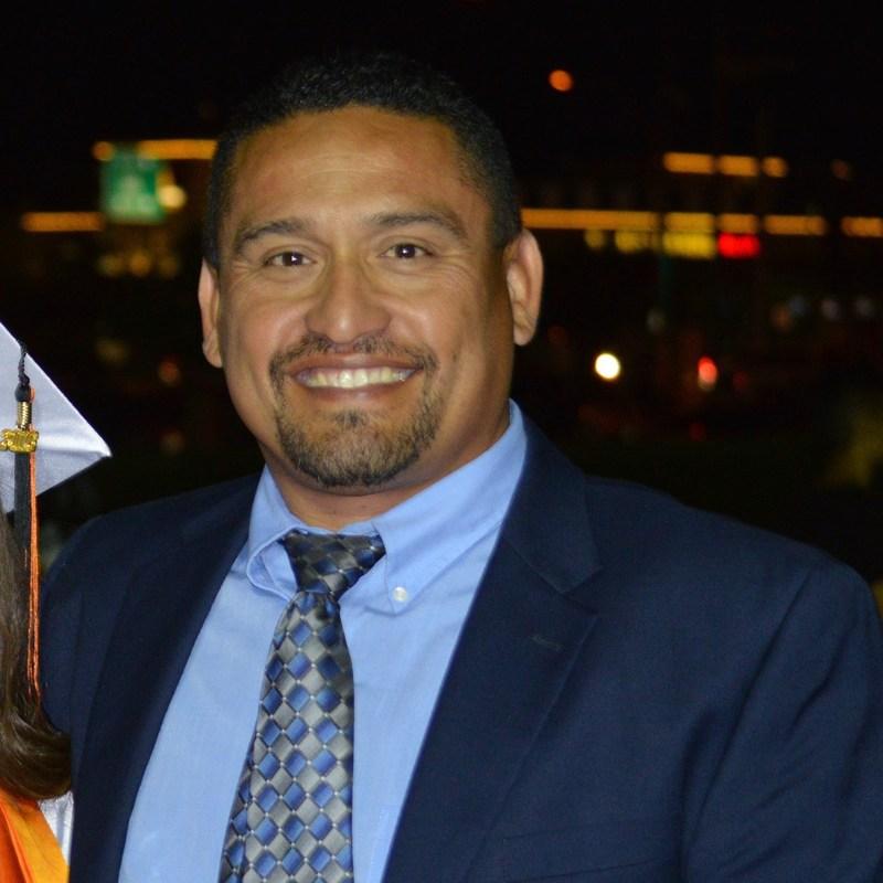 Rio Vista Principal Joe M. Bracamonte