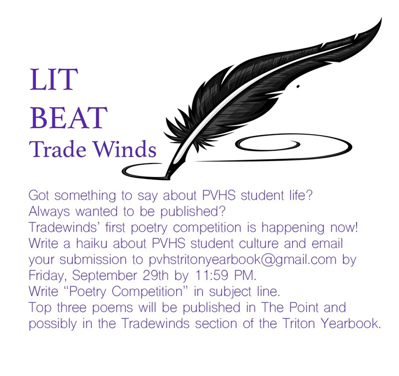 Tradewinds Poetry Competition Thumbnail Image