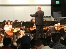 Mr. Woodruff and guitar recital