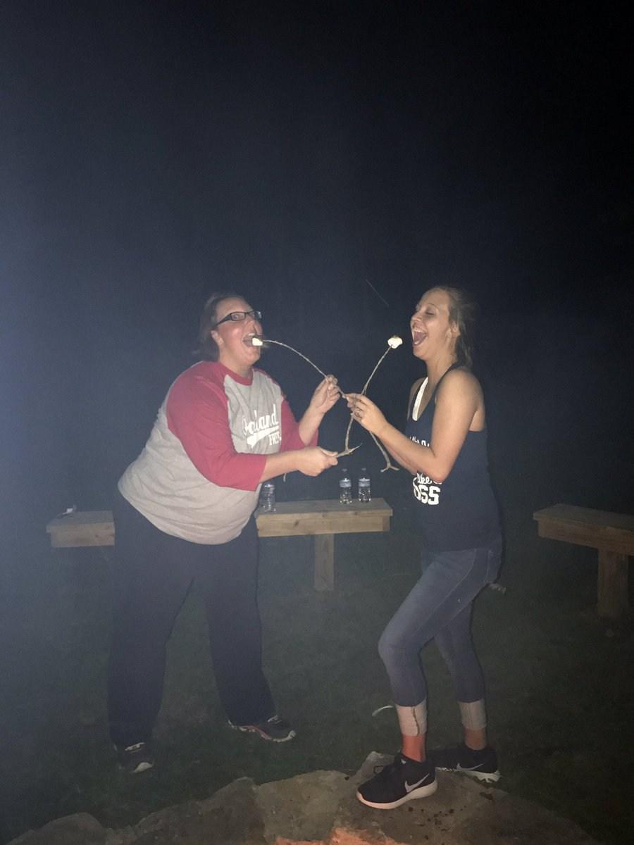 Campfire Besties
