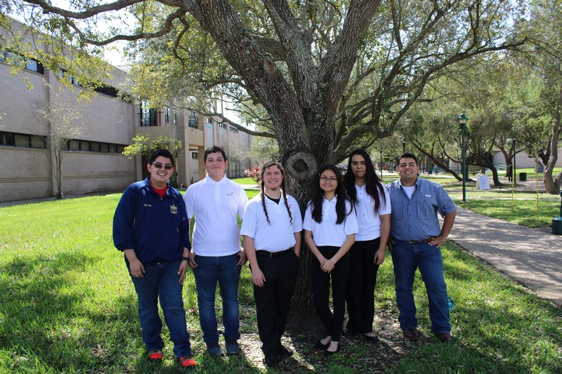 SkillsUSA Technology Team Obtains Many Awards and Places 3rd in State. Featured Photo