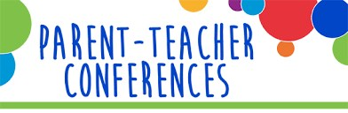 Parent Conference Schedule (click here) Thumbnail Image