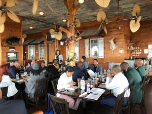 pastoral luncheon