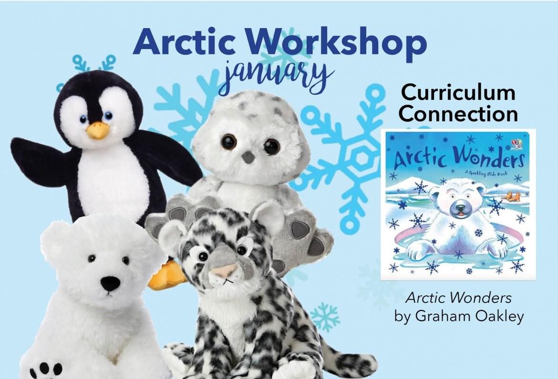 Stuff 'n Fluff- stuff your own Arctic Pal