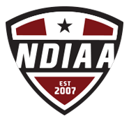 Logo of National Deaf Interscholastic Athletic League