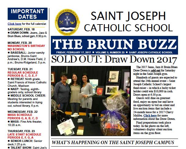The Bruin Buzz, Feb. 17 Thumbnail Image
