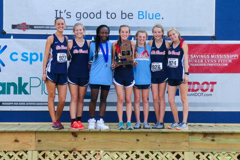 BHS Girls Win State Runner Up in Cross Country!! Thumbnail Image