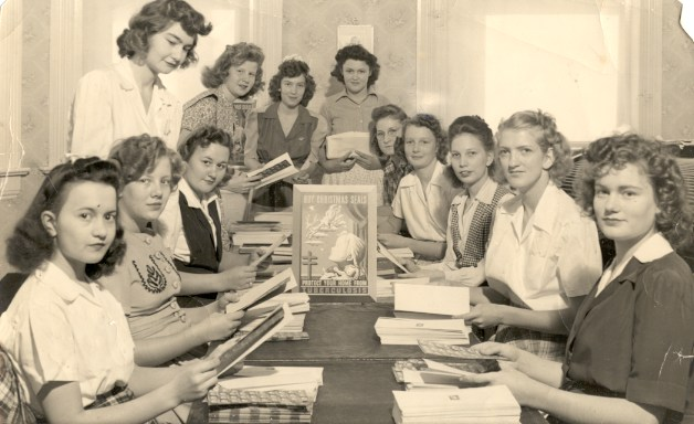 1944 Red Cross Ladies