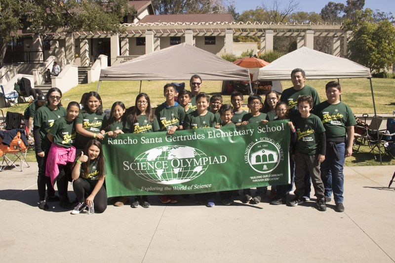 Rancho SG students Explore the World of Science! Featured Photo