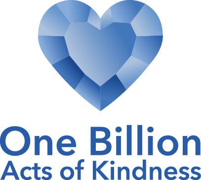 One Billion Acts of Kindness Logo.