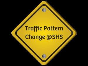 Traffic Pattern Change at Sanger High School