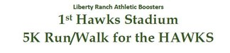 5K Run for the Hawks