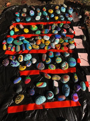 Kindness Rocks Painted