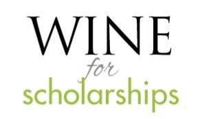 Wine for Scholarships