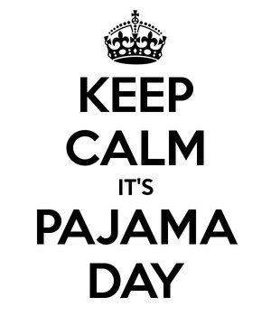 keep calm pj day.png